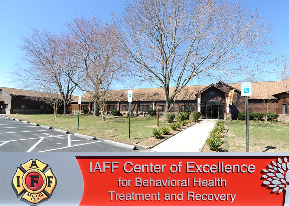 IAFF Center of Excellence for Behavioral Health Treatment and Recovery
