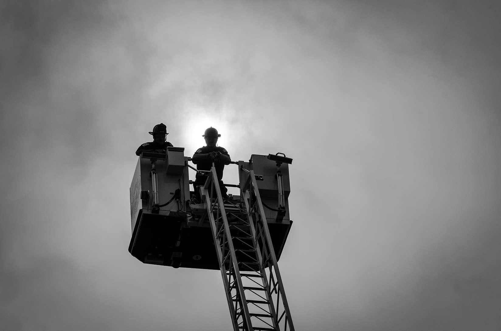 firefighter depression