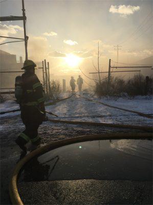 Trauma, Firefighting and PTSD