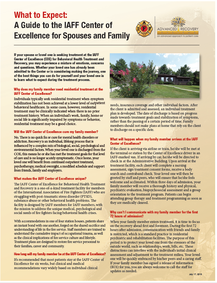 COE Spouse & Family Resource Guide